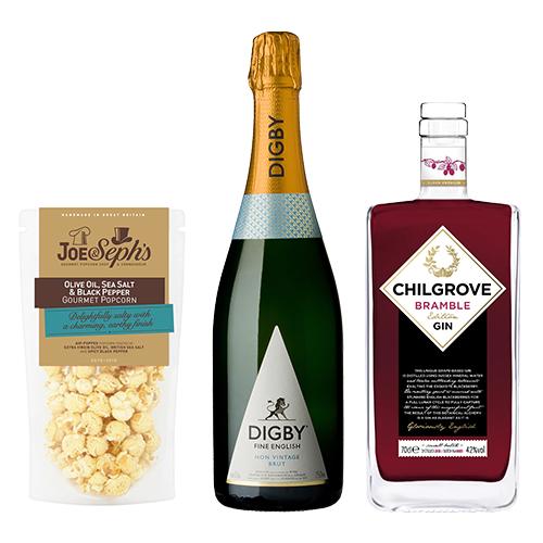 English 75 Cocktail Kit