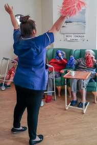 nursing home erdington