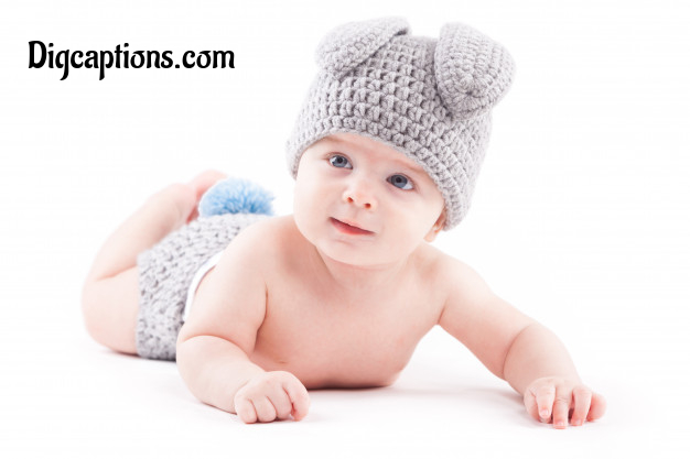 Funny Pictures of Babies with Captions