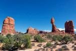 Arches National Park Captions