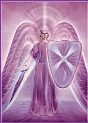 Arcángel Zadkiel (Arcángel de la transmutación)
