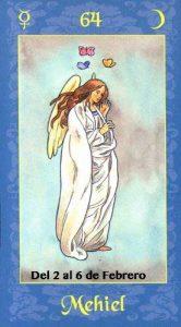 tu angel segun la fecha de nacimiento