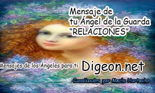 Mensaje de tu Ángel de la Guarda-04/ 09/ 2017