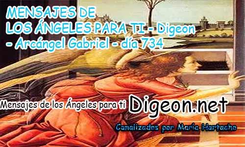 MENSAJES DE LOS ÁNGELES PARA TI - Arcángel Gabriel