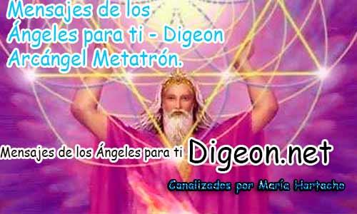 MENSAJES DE LOS ÁNGELES PARA TI - Arcángel Metatrón