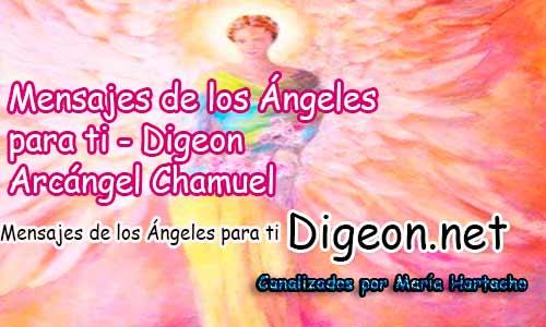MENSAJES DE LOS ÁNGELES PARA TI - Arcángel Chamuel