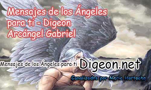 MENSAJES DE LOS ÁNGELES PARA TI - Arcángel Gabriel-