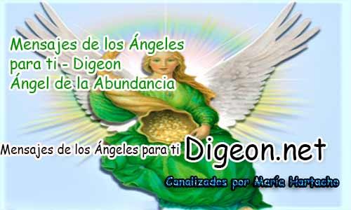 MENSAJES DE LOS ÁNGELES PARA TI - Digeon- Ángel de la Abundancia- Día 884y Decreto Del Arcángel Miguel + Consejo de tu Ángel para hoy 26/04/2018.