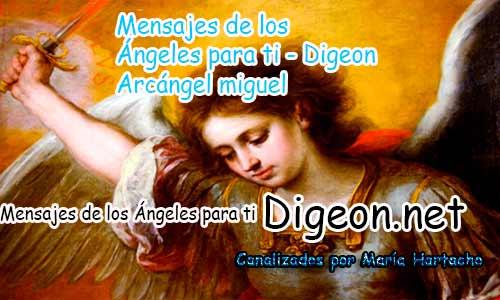 MENSAJES DE LOS ÁNGELES PARA TI - Digeon - Arcángel Miguel - Día 877 y Decreto Del Arcángel Miguel + Consejo de tu Ángel para hoy 17/04/2018.