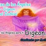 MENSAJES DE LOS ÁNGELES PARA TI - Digeon- Arcángel Zadkiel - Día 885y Decreto Para la Riqueza + Consejo de tu Ángel para hoy 27/04/2018.