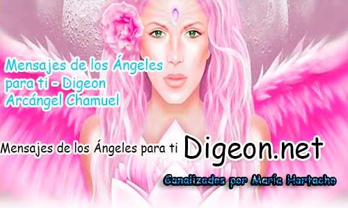 MENSAJES DE LOS ÁNGELES PARA TI - Digeon- Arcángel Chamuel - Día 890y Decreto Para la Riqueza + Consejo de tu Ángel para hoy 04/05/2018.