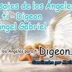 MENSAJES DE LOS ÁNGELES PARA TI - Digeon - Arcángel Gabriel - Día 904 y Decreto Para la Eliminar los Tumores + Consejo de tu Ángel para hoy 24/05/2018.