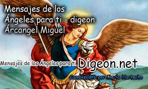 MENSAJES DE LOS ÁNGELES PARA TI - Digeon - Arcángel Miguel - Día 899 y Decreto Para la Eliminar los Tumores + Consejo de tu Ángel para hoy 17/05/2018.