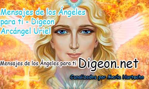 MENSAJES DE LOS ÁNGELES PARA TI - Digeon - Arcángel Uriel - Día 898 y Decreto Para la Eliminar los Tumores + Consejo de tu Ángel para hoy 16/05/2018.