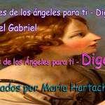 MENSAJES DE LOS ÁNGELES PARA TI - Digeon - Arcángel Gabriel - Día 921 y Decreto Para La Entrada De Dinero Rápido + Consejo de tu Ángel para hoy 19/06/2018.