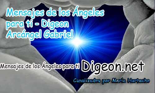 MENSAJES DE LOS ÁNGELES PARA TI - Digeon - Arcángel Gabriel - Día 911 y Decreto Para la Eliminar los Tumores + Consejo de tu Ángel para hoy 05/06/2018.