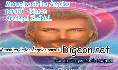 MENSAJES DE LOS ÁNGELES PARA TI - Digeon - Arcángel Zadkiel - Día 953 y Decreto De La Espada Azul de San Miguel Arcángel + Consejo de tu Ángel para hoy 03/08/2018