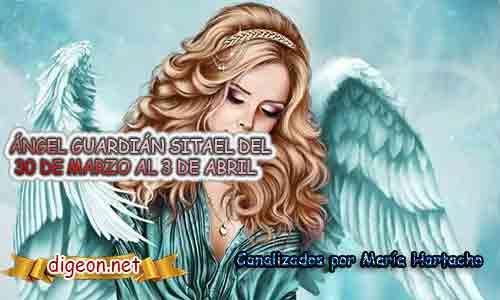 ÁNGEL GUARDIÁN SITAEL.Todo sobre el ángel guardian Sitael, lo que otorga, el salmo para invocarlo y el mensaje del ángel. Regente Del 30 al 3 de Abril