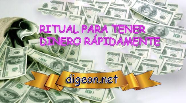 RITUAL PARA TENER DINERO RÁPIDAMENTE, y también para tener dinero en efectivo, y tener dinero rápidamente de forma sencilla en la billetera