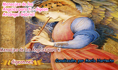 MENSAJES DE LOS ÁNGELES PARA TI - Digeon - Arcángel Gabriel 13/12/2018 - Día 1.048 + Consejo De Tu Ángely código de activación de la Abundancia universalPara Hoy