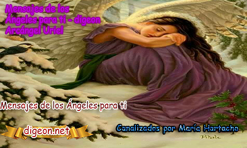 MENSAJES DE LOS ÁNGELES PARA TI - Digeon - 10/12/2018 Arcángel Uriel - Día 1.045 + Consejo De Tu Ángely código de activación de la Abundancia universalPara Hoy