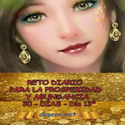 RETO PARA LA PROSPERIDAD Y ABUNDANCIA 01/12/ 2018 , frases para la abundancia y prosperidad