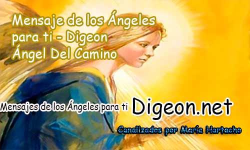 MENSAJES DE LOS ÁNGELES PARA TI - Digeon - 18 De Enero