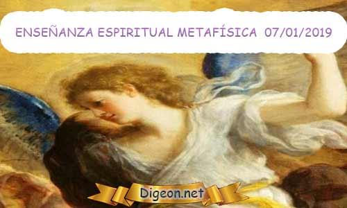 ENSEÑANZA ESPIRITUAL METAFÍSICA PARA HOY 07/01/ 2019 ¡Levántate y resplandece! y el mensaje de los ángeles celestiales y el mensaje de los ángeles de amor