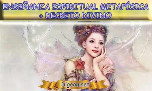 ENSEÑANZA ESPIRITUAL METAFÍSICA PARA HOY 17 de Febrero + DECRETO DIVINO