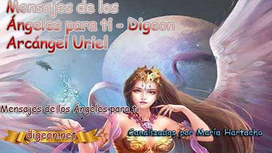 MENSAJES DE LOS ÁNGELES PARA TI - Digeon - 20 de Marzo