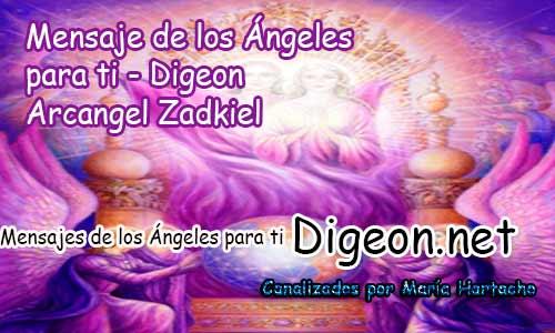 MENSAJES DE LOS ÁNGELES PARA TI - Digeon - 21 de Abril