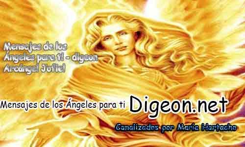 MENSAJES DE LOS ÁNGELES PARA TI - Digeon - 01 de Junio - Arcángel Jofiel- Día 1196 + Consejo de tu Ángel y Decreto para la Claridad Mental