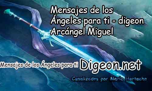 MENSAJES DE LOS ÁNGELES PARA TI - Digeon - 31 de mayo - Arcángel miguel + Consejo de tu Ángel y Decreto para la protección y el consejo diario de los ángeles