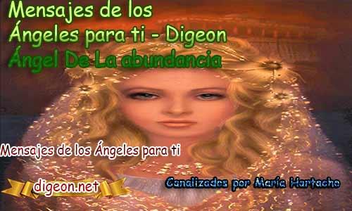 MENSAJES DE LOS ÁNGELES PARA TI - Digeon - 28 de mayo - Ángel De La Abundancia + Consejo de tu Ángel y Decreto para la prosperidad y abundancia
