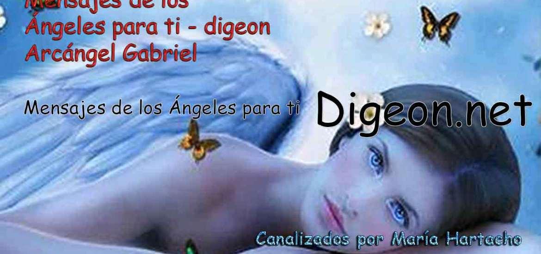 MENSAJES DE LOS ÁNGELES PARA TI - Digeon - 29 de mayo - Arcángel Gabriel + Consejo de tu Ángel y Decreto para la prosperidad y abundancia y el consejo diario de los ángeles
