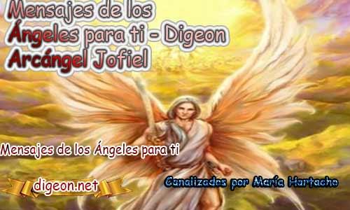 MENSAJES DE LOS ÁNGELES PARA TI - Digeon – 28 de junio - Arcángel Jofiel + Consejo de tu Ángel y Decreto para la protección y el consejo diario de los ángeles,