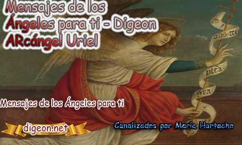 MENSAJES DE LOS ÁNGELES PARA TI - Digeon - 04 de Julio - Arcángel Uriel - Día 1223 + Consejo de tu Ángel y Decreto para La Riqueza y Prosperidad