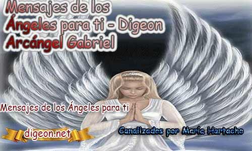 MENSAJES DE LOS ÁNGELES PARA TI - Digeon - 04 de Septiembre - Arcángel Gabriel - Día 1256 + Consejo de tu Ángel y Decreto para La Prosperidad y Abundancia