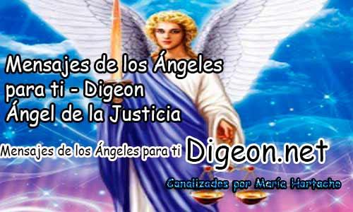 MENSAJES DE LOS ÁNGELES PARA TI - Digeon - 05 de Agosto - Ángel de la Justicia - Día 1250 + Consejo de tu Ángel y Decreto para La Prosperidad y Abundancia