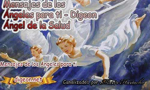 MENSAJES DE LOS ÁNGELES PARA TI - Digeon - 30 de Septiembre - Ángel de la Salud - Día 1278 + Consejo de tu Ángel y Decreto para Eliminar una Enfermedad