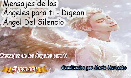 MENSAJES DE LOS ÁNGELES PARA TI - Digeon - 24 de Octubre - Ángel del Silencio - Día 1299 + Consejo de tu Ángel y Decreto para La Riqueza y Abundancia
