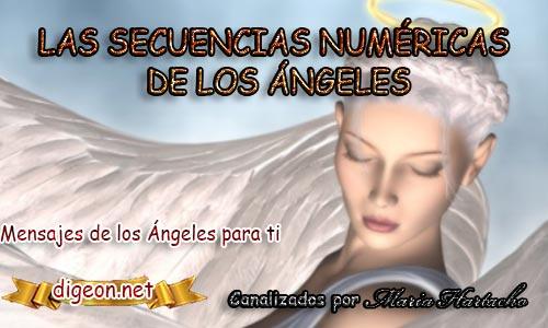 Aquí te informarás sobre LAS SECUENCIAS NUMÉRICAS DE LOS ÁNGELES, frecuencias numéricas 11, 1111, y señales de los ángeles , frecuencias numéricas más frecuentes, relación de números que podemos ver reiteradamente