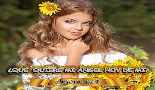 ¿QUÉ QUIERE MI ÁNGEL HOY DE MÍ? 19 de enero + DECRETO DIVINO es un mensaje diario de los ángeles para tu evolución espiritual, basado en el evangelio diario