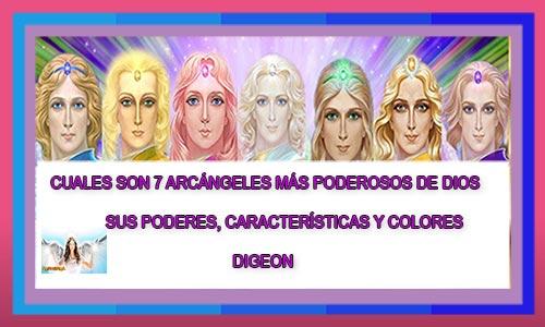 En este articulo te enseño CUALES SON LOS 7 ARCÁNGELES MÁS PODEROSOS DE DIOS - SUS PODERES, CARACTERÍSTICAS Y COLORES, los 7 arcangeles mas poderosos de dios,Cómo invocar a los 7 Arcangeles de Dios, Cuáles son los 7 Arcangeles y su significado, los 7 arcangeles, los 7 arcangeles poderosos, Cuáles son los 7 ángeles de Dios, Cuáles son los angeles y Arcangeles de Dios, Qué Arcángel es hoy, Cuáles son los Arcangeles y sus funciones, Cuál es la misión de los 7 Arcangeles, Cómo son los 7 Arcangeles, los colores de los 7 arcangeles, el color de los angeles, los angeles y el color de sus velas, los arcangeles y su dia de la semana, los arcangeles y su complemento divino, los arcangeles y sus arcangelinas, cuales son los arcangeles, cuales son los arcangeles de dios, cuales son los arcangeles mas poderosos, cuales son los arcangeles mas poderosos segun la biblia, cuales son los siete arcangeles, cuales son los 7 arcangeles de dios, cuales son los tres arcangeles, cuales son los tres arcangeles de dios, cuales son los colores de los arcangeles, cuales son los arcangeles y sus nombres, cuales son los colores de los arcangeles, los 7 arcangeles y sus poderes, los siete arcangeles y sus funciones, los 7 arcangeles y su significado, los 7 arcangeles y sus funciones, significado del color de los angeles, cual es el color de los angeles, los 7 arcangeles en la biblia