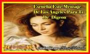 MENSAJES DE LOS ÁNGELES PARA TI - Digeon - INVOCACIÓN Al ARCÁNGEL URIEL DINERO