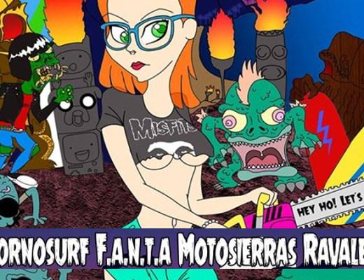 HORRORSURF FEST - festival punkrock, digerible
