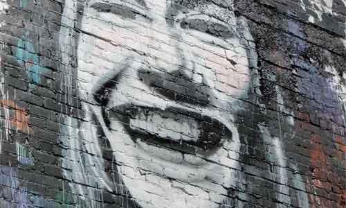 Jon Thom arte urbano New Zealand digerible