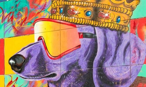 Madsteez arte urbano Barcelona digerible