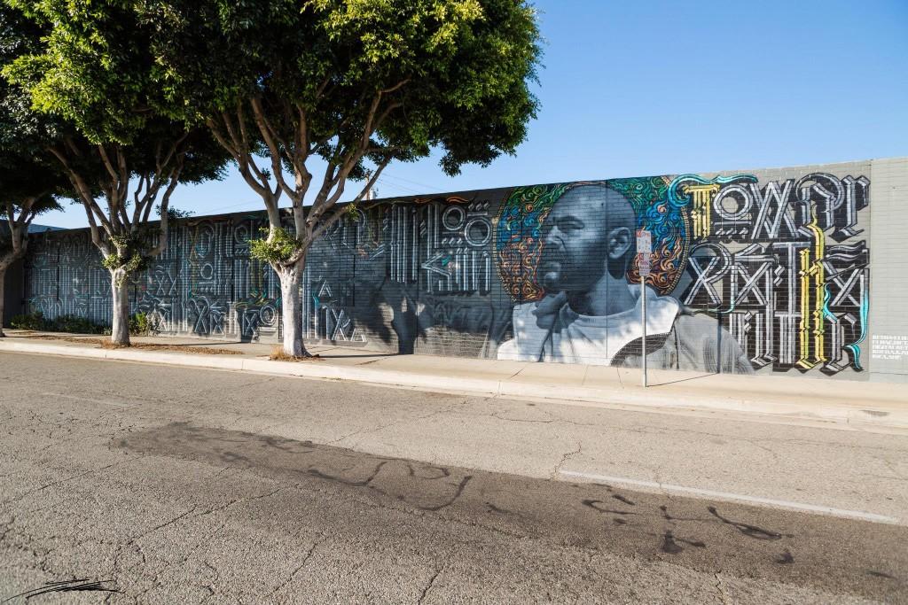 El Mac, Arte Urbano Los Angeles - Digerible