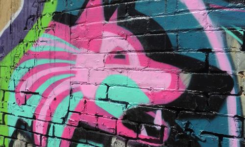 Arte Urbano, Mica Still, New Zealand, Digerible